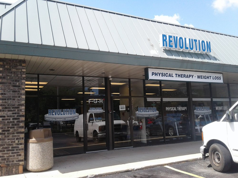North Shore Revolution Physical Therapy Weight Loss